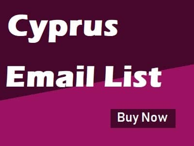 Cyprus Email List